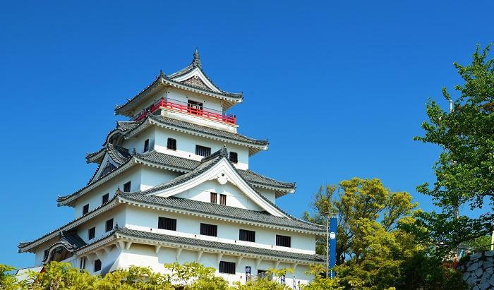 日本100名城の旅